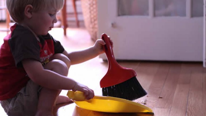 Should I Give My Child Chores?
