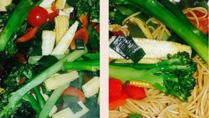 Quick & Easy Vegetable Noodle Stir Fry