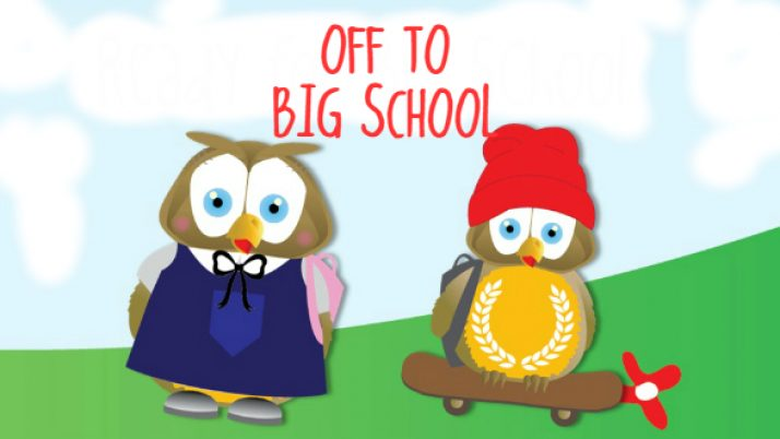Some 'Little' Tips For Starting 'Big School'!