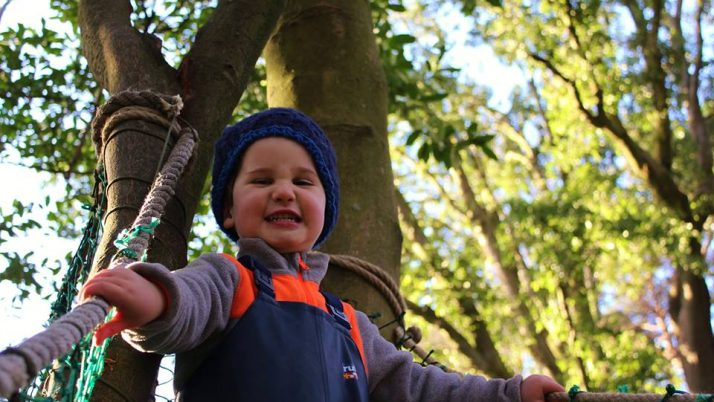 The Physical Development Benefits of Nature Kindergarten for Children